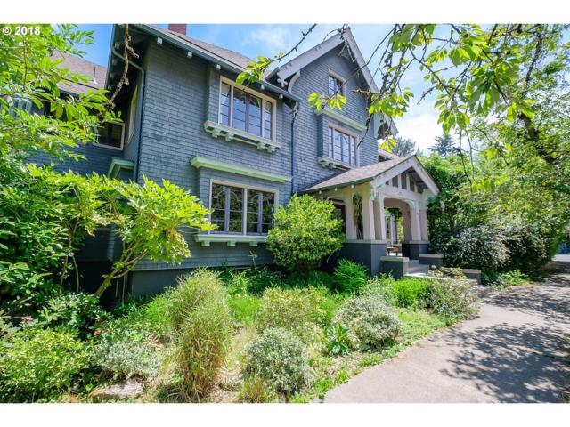 908 NW 25TH Ave, Portland, OR 97210 (MLS #18329343) :: Cano Real Estate
