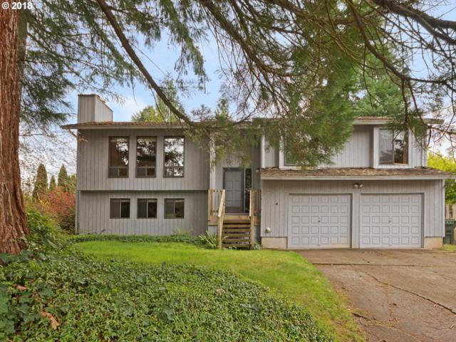 14690 SW Bonanza Ct, Beaverton, OR 97007 (MLS #18329990) :: Next Home Realty Connection