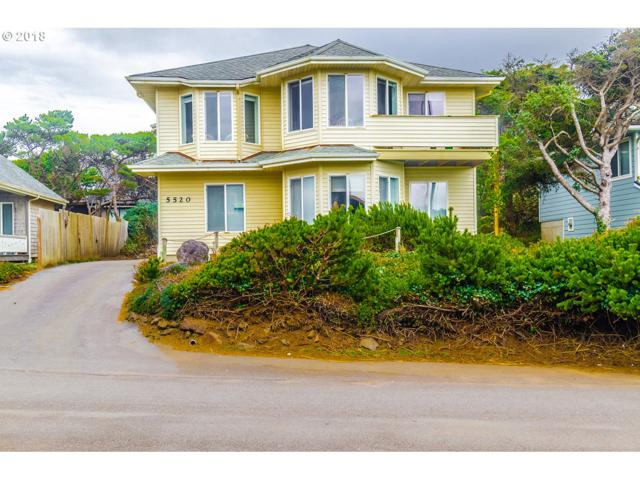5520 NW Jetty Ave, Lincoln City, OR 97367 (MLS #18331080) :: Beltran Properties at Keller Williams Portland Premiere