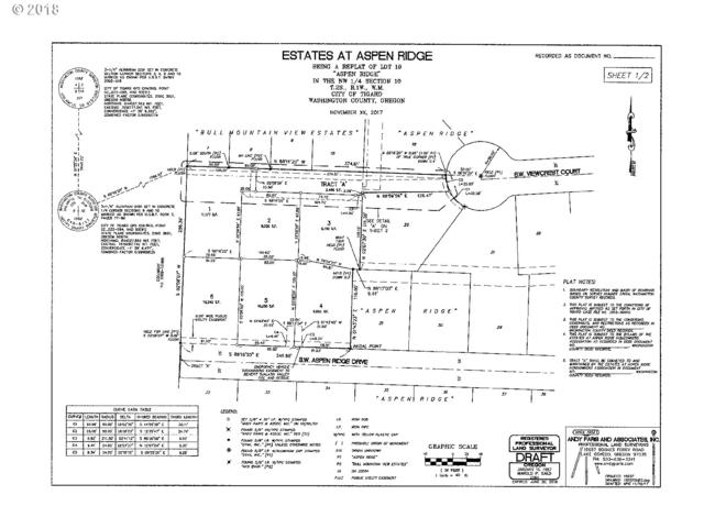 0 SW Viewcrest Ct Lot 2, Tigard, OR 97003 (MLS #18332749) :: Fox Real Estate Group