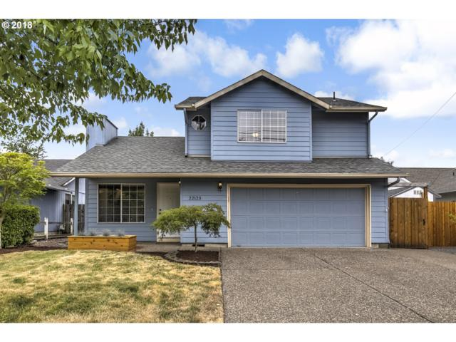 22123 SW Hall St, Sherwood, OR 97140 (MLS #18333561) :: Fox Real Estate Group
