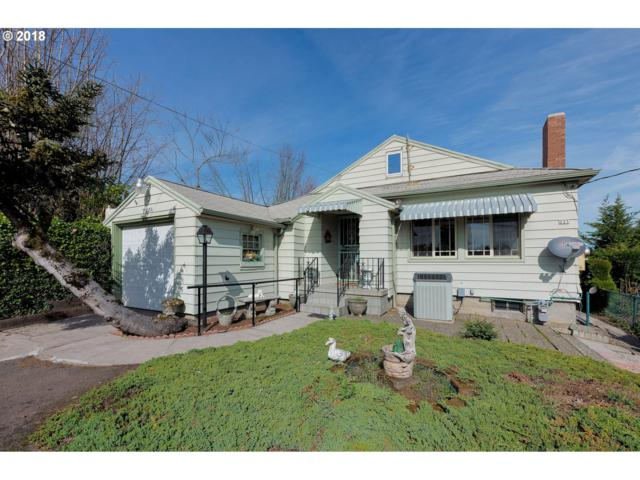 225 SW California St, Portland, OR 97219 (MLS #18333769) :: The Dale Chumbley Group