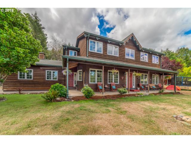 31720 Cedar Creek Rd, Cottage Grove, OR 97424 (MLS #18333801) :: The Lynne Gately Team