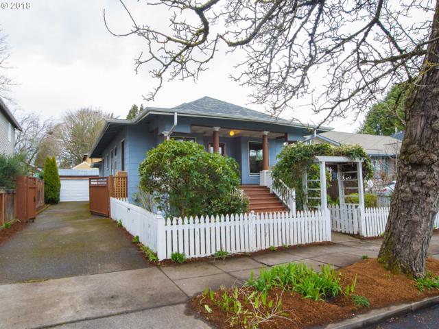 1335 SE Bidwell St, Portland, OR 97202 (MLS #18334771) :: Hatch Homes Group