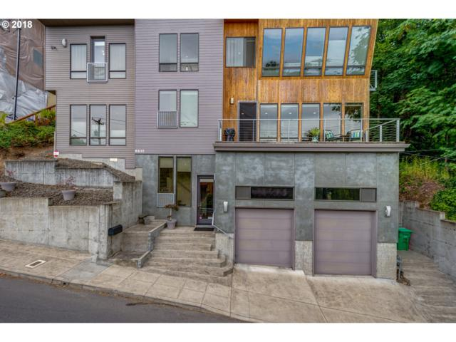 6515 SW Corbett Ave, Portland, OR 97239 (MLS #18334905) :: Team Zebrowski