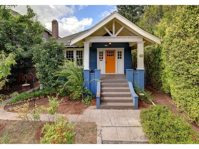 5215 NE 27TH Ave, Portland, OR 97211 (MLS #18335801) :: The Dale Chumbley Group