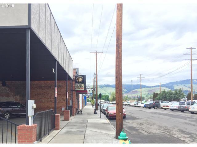 1118 Jefferson Ave, La Grande, OR 97850 (MLS #18335964) :: The Sadle Home Selling Team
