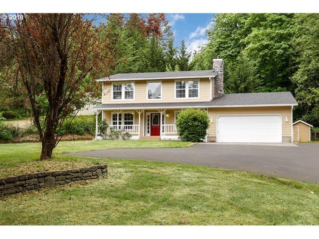 17201 NE Baker Creek Rd, Brush Prairie, WA 98606 (MLS #18336092) :: McKillion Real Estate Group