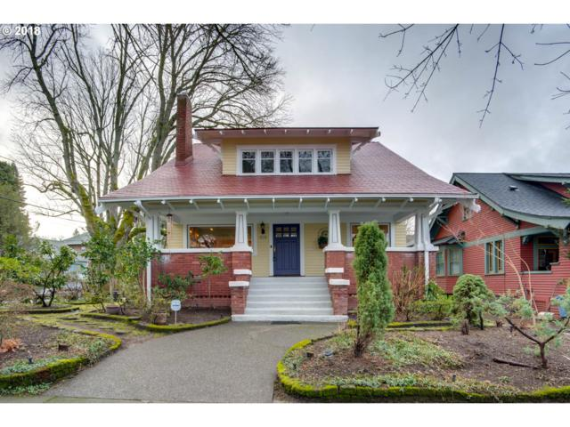 3290 NE Irving St, Portland, OR 97232 (MLS #18336756) :: Next Home Realty Connection