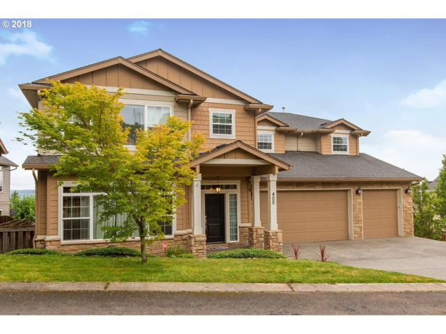 400 N Stonegate Dr, Washougal, WA 98671 (MLS #18336895) :: Fox Real Estate Group