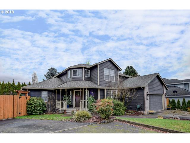 11419 NW 7TH Ct, Vancouver, WA 98685 (MLS #18337525) :: The Dale Chumbley Group