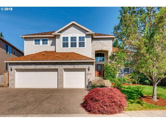 14081 NW Eagleridge Ln, Portland, OR 97229 (MLS #18337695) :: Team Zebrowski