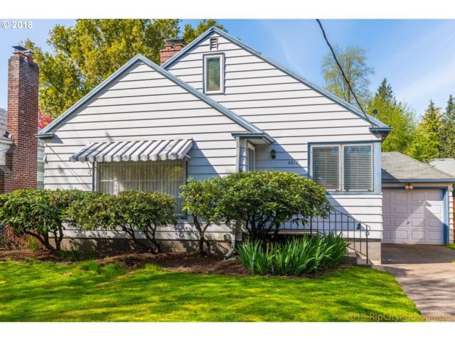 4817 NE Everett St, Portland, OR 97213 (MLS #18337953) :: Stellar Realty Northwest