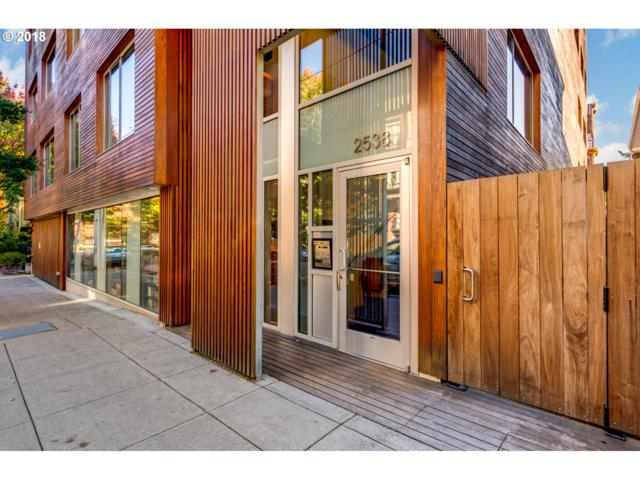 2538 NW Thurman St #201, Portland, OR 97210 (MLS #18338200) :: McKillion Real Estate Group
