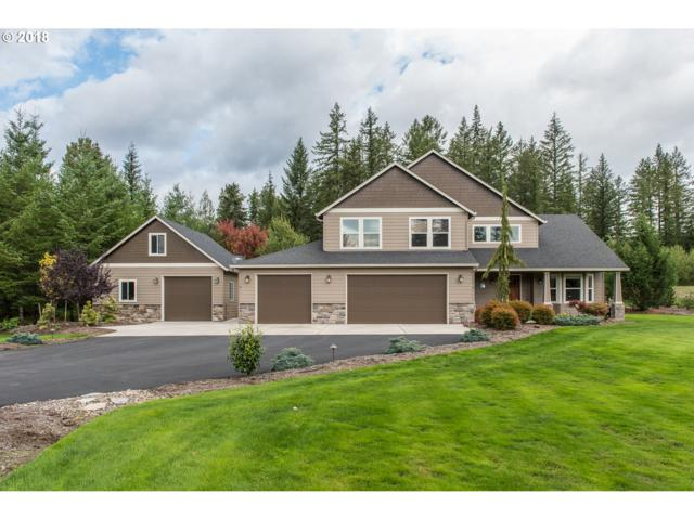22016 NE 218TH Cir, Battle Ground, WA 98604 (MLS #18338415) :: The Dale Chumbley Group