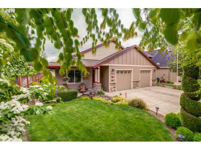 1744 NW Yohn Ranch Dr, Mcminnville, OR 97128 (MLS #18339139) :: The Sadle Home Selling Team