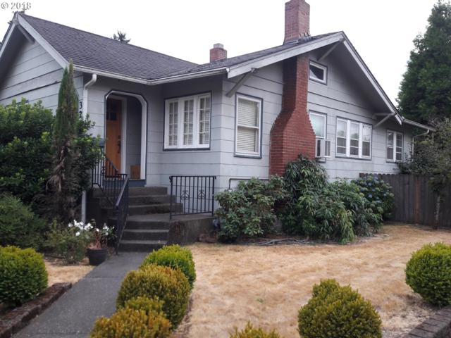 3241 NE 50TH Ave, Portland, OR 97213 (MLS #18340580) :: The Sadle Home Selling Team
