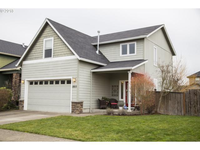 1805 Enchantment Dr, Eugene, OR 97402 (MLS #18340608) :: Harpole Homes Oregon