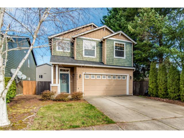 4022 NE 91ST St, Vancouver, WA 98665 (MLS #18340839) :: Next Home Realty Connection