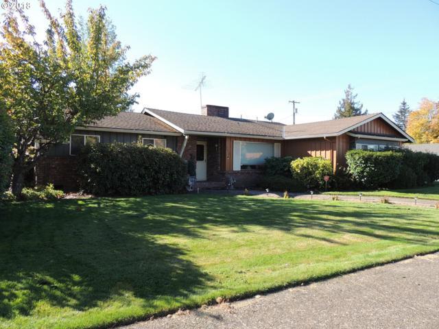 240 NW Baker Creek Rd, Mcminnville, OR 97128 (MLS #18341395) :: R&R Properties of Eugene LLC
