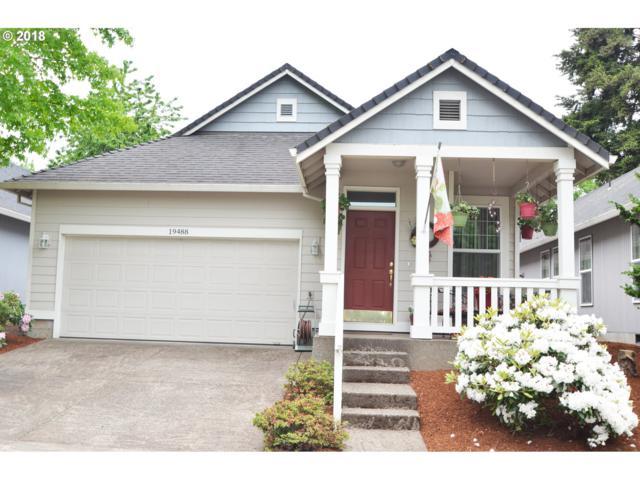 19488 SW Treehouse Ln, Beaverton, OR 97078 (MLS #18342069) :: The Sadle Home Selling Team