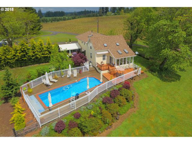 42850 SE George Rd, Estacada, OR 97023 (MLS #18342177) :: Matin Real Estate
