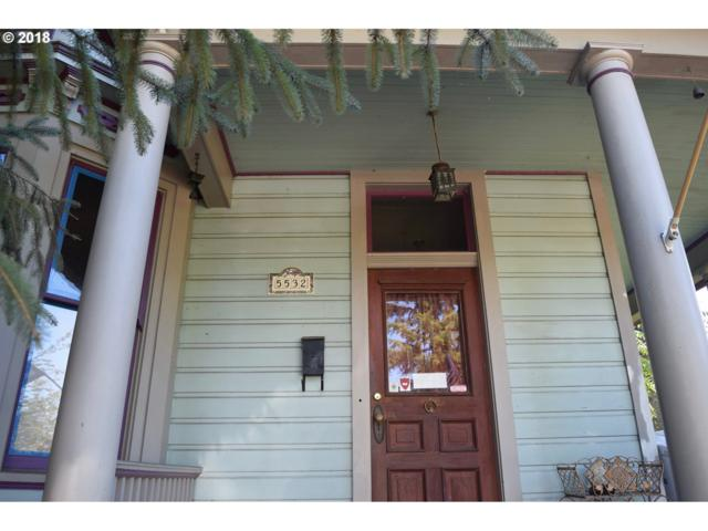 5532 SE Taylor St, Portland, OR 97215 (MLS #18342336) :: The Sadle Home Selling Team