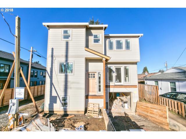 4337 N Hunt St, Portland, OR 97203 (MLS #18342669) :: Hatch Homes Group