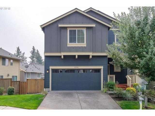 9348 NW Ember Ln, Portland, OR 97229 (MLS #18343244) :: Hatch Homes Group