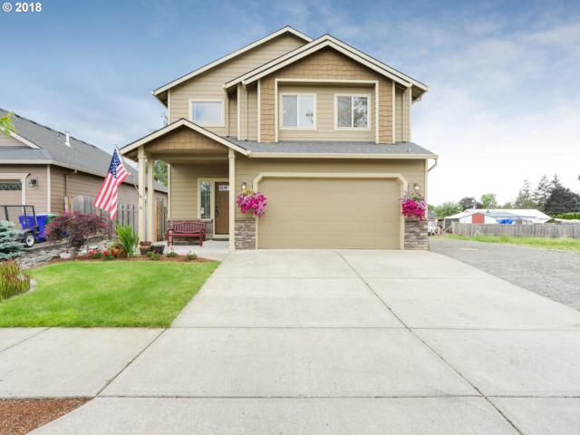 2857 SE Jasmine Ave, Gresham, OR 97080 (MLS #18343448) :: Portland Lifestyle Team