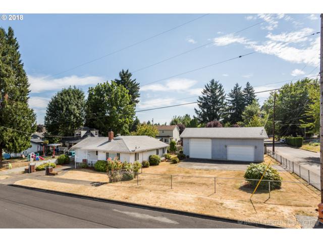 10214 N Allegheny Ave, Portland, OR 97203 (MLS #18343786) :: Hatch Homes Group