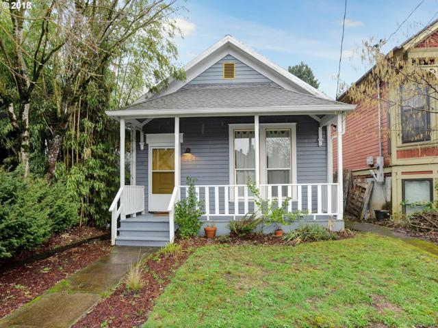 3554 N Missouri Ave, Portland, OR 97227 (MLS #18343815) :: Next Home Realty Connection