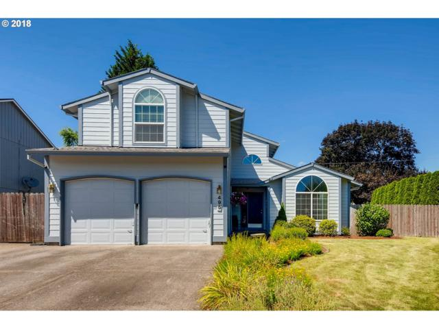 495 NW 25TH St, Gresham, OR 97030 (MLS #18344115) :: Matin Real Estate