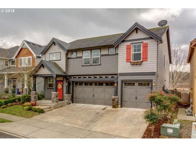 3320 NW Grass Valley Dr, Camas, WA 98607 (MLS #18344252) :: Cano Real Estate