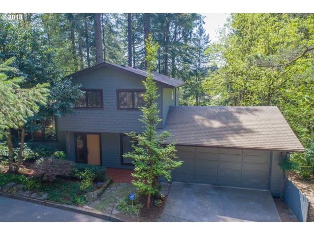 4916 SW Fairhaven Ln, Portland, OR 97221 (MLS #18344308) :: Harpole Homes Oregon