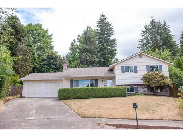 4750 NW 189TH Ave, Portland, OR 97229 (MLS #18344408) :: McKillion Real Estate Group