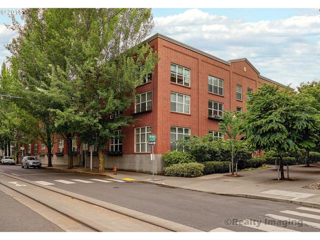 1009 NW Hoyt St #107, Portland, OR 97209 (MLS #18345435) :: Cano Real Estate