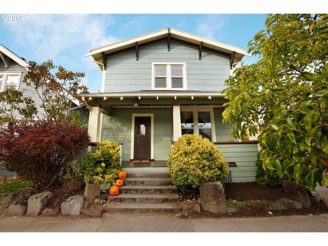 7827 NE Everett St, Portland, OR 97213 (MLS #18345529) :: Portland Lifestyle Team