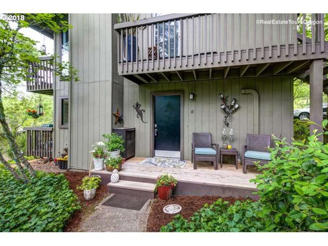 7702 SW Barnes Rd D, Portland, OR 97225 (MLS #18345545) :: Next Home Realty Connection