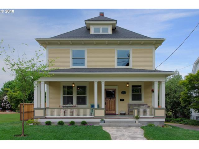 1725 SE 57TH Ave, Portland, OR 97215 (MLS #18345905) :: The Dale Chumbley Group