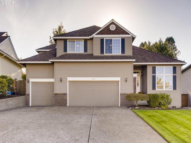 13901 SW Aerie Dr, Tigard, OR 97223 (MLS #18346392) :: The Sadle Home Selling Team
