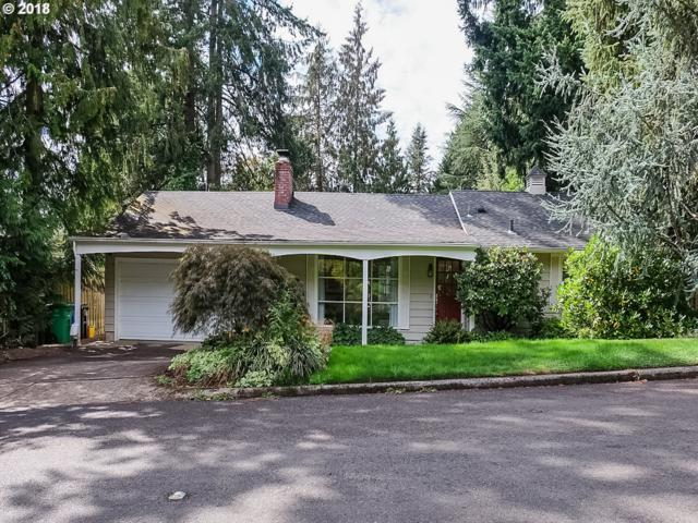 4905 SW 35TH Pl, Portland, OR 97221 (MLS #18346585) :: Portland Lifestyle Team