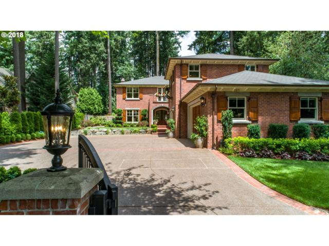 1075 Chandler Rd, Lake Oswego, OR 97034 (MLS #18347636) :: Hillshire Realty Group