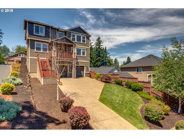 16837 SE Knoll Ridge Ter, Milwaukie, OR 97267 (MLS #18347690) :: Fox Real Estate Group