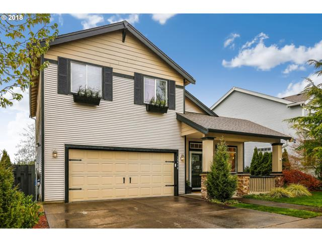 19410 SE 32ND Dr, Camas, WA 98607 (MLS #18348439) :: The Dale Chumbley Group