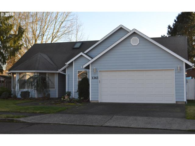 1343 SE 11TH Loop, Canby, OR 97013 (MLS #18348658) :: Fox Real Estate Group