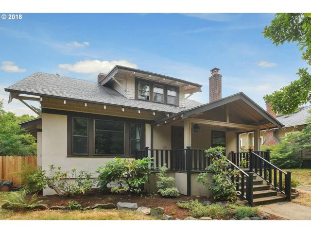 2736 SE 49TH Ave, Portland, OR 97206 (MLS #18348973) :: Hatch Homes Group