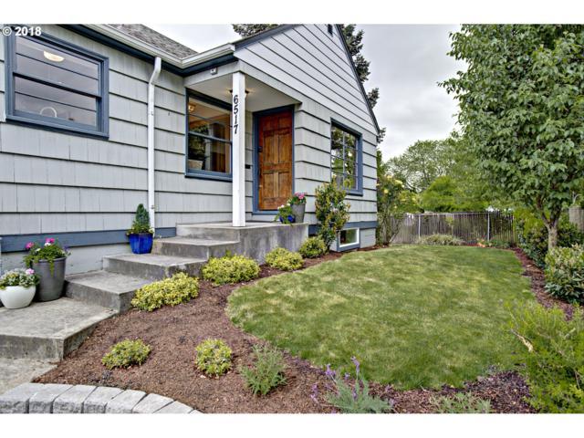 6517 NE 32ND Way, Portland, OR 97211 (MLS #18349133) :: The Sadle Home Selling Team