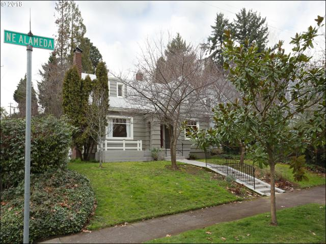 1903 NE Alameda St, Portland, OR 97212 (MLS #18349145) :: Next Home Realty Connection