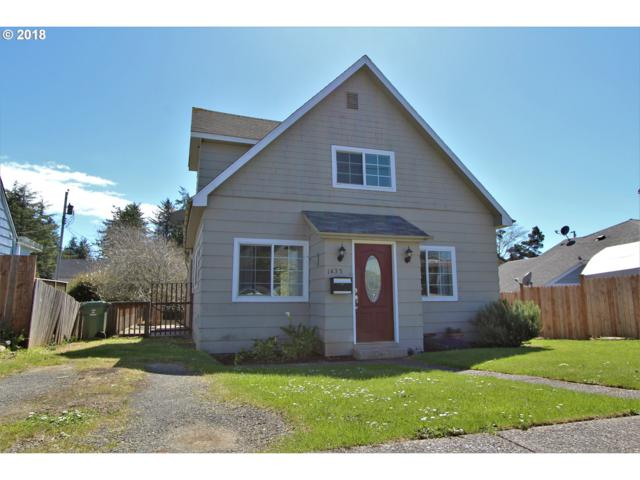 1433 Myrtle, Coos Bay, OR 97420 (MLS #18349477) :: The Dale Chumbley Group